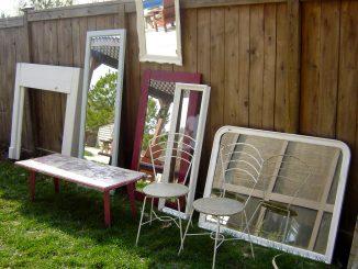 """Möbel vom Trödel sind der wichtigste """"Rohstoff"""" für Vintage-Einrichtungen. Foto (C) Salvage Design / flickr CC By 2.0"""