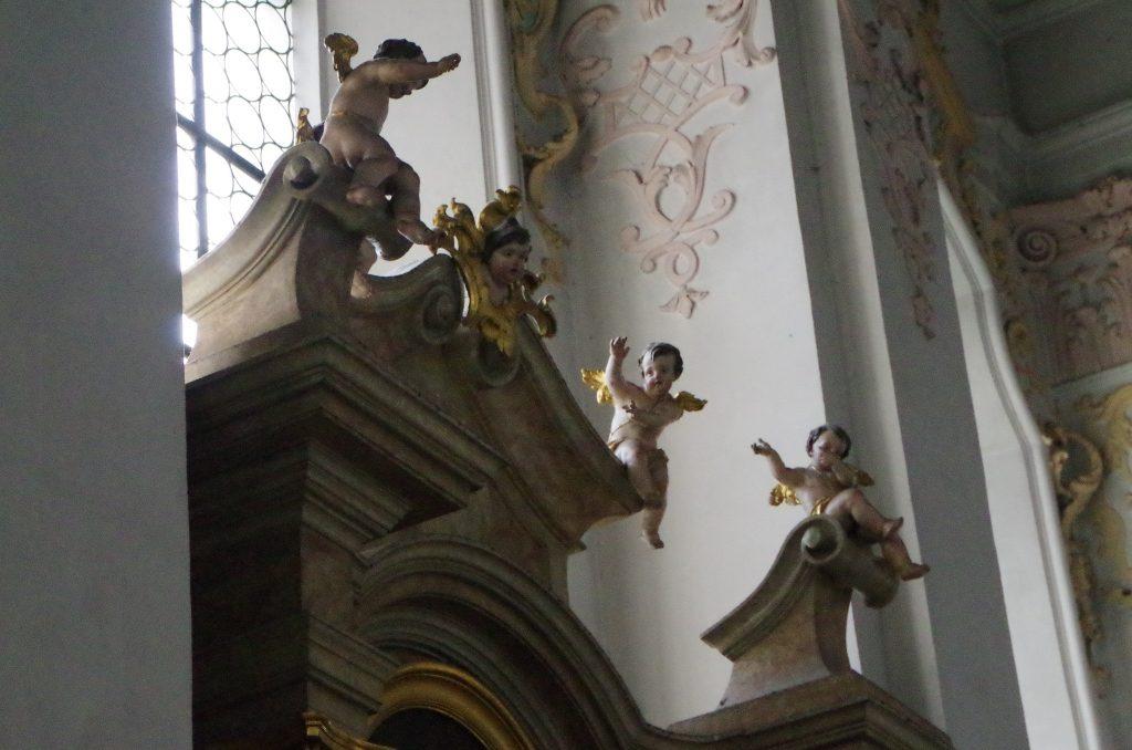 Engel gehören zu den guten Geistern, die man gerne an seiner Seite hat. Foto (C) Mike Steele / flickr CC BY 2.0