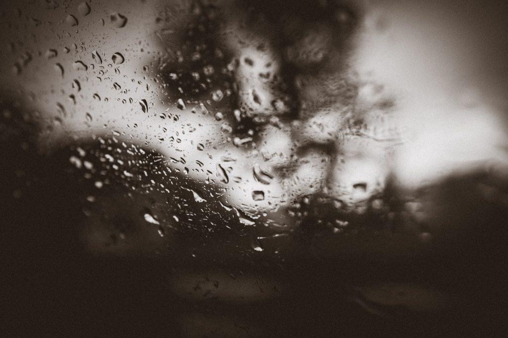 Regentropfen oder Gespenst? Foto (C) Matthias Ripp / flickr CC BY 2.0