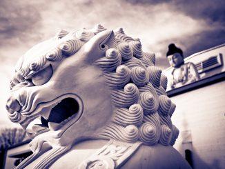 Das emotionale Ego ist oft sehr aufgebläht, während das höhere Bewusstein kaum wahrgenommen wird. Foto (C) Nimish Gogri / flickr CC BY 2.0