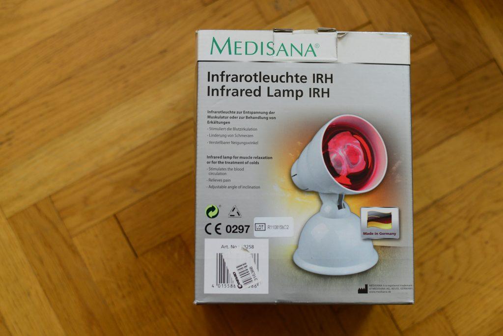 Infrarotlampe für medizinische Anwendungen, Foto (C) audioreservoir / flickr CC BY 2.0