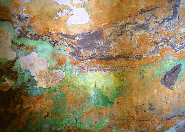 Alte Wandmalerei, Foto (C) Radoslav Minchev / flickr CC By 2.0