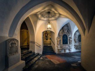 Franziskanerkloster in Graz, Foto (C) Bernd Thaller / flickr CC BY 2.0