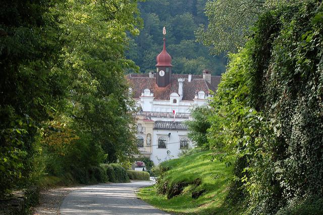 Schloss Herberstein, Foto (C) Horst Gutmann / flickr CC BY 2.0