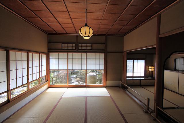 Der Raum ist das, was du in ihm siehst. Foto (C) TANAKA Juuyoh / flickr CC BY 2.0