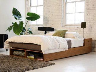 Bei diesem Bett kann man sich unsicher fühlen, weil die Fenster hinter dem Kopf sind und ein eckiges schwarzes Kästchen in Kopfnähe schwebt. Foto (C) Wicker Paradise / flickr CC BY 2.0