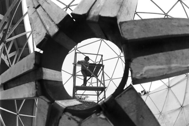 Im Bauwesen ist dreidimensionale Vorstellungskraft gefragt. Foto (C) -Carlos Ebert / flickr CC BY 2.0