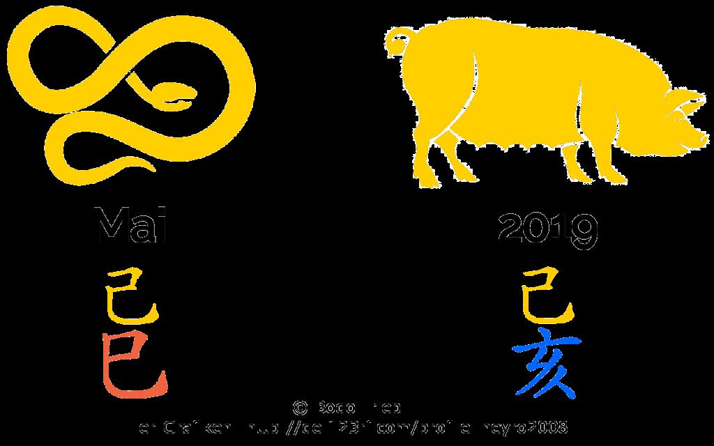 Schlange und Schwein, da steckt Zündstoff drin