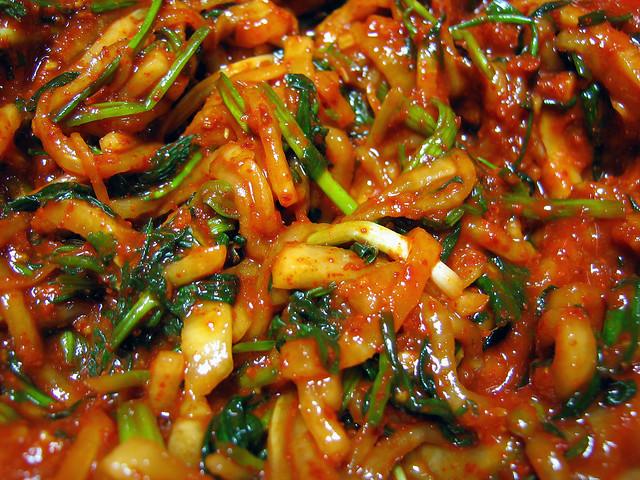 So sieht Kimchi aus. Foto: Kim Ahlström / flickr CC BY 2.0