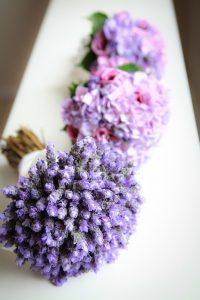Wirkt beruhigend: Duftender Lavendel