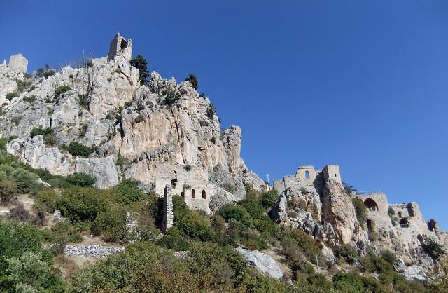 Hilarion Castle in Nord-Zypern, Foto: peuplier / flickr CC BY 2.0