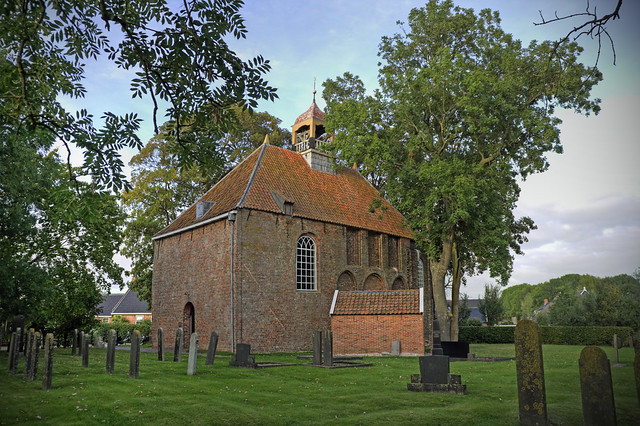 Kapelle in Thesinge (Groningen), Foto: Bert Kaufmann / flickr CC BY 2.0