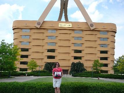 Der größte Korb der Welt ist ein Gebäude in Newarc, USA. Foto: Snaptotes Photo Handbags / flickr CC BY 2.0