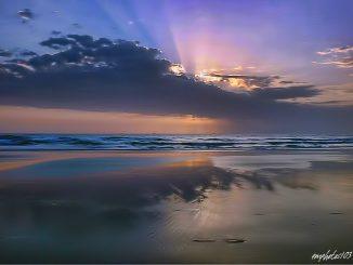 In der Übergangszeit gibt es oft die schönsten Sonnenaufgänge und -untergänge. Foto: Em / flickr CC BY 2.0