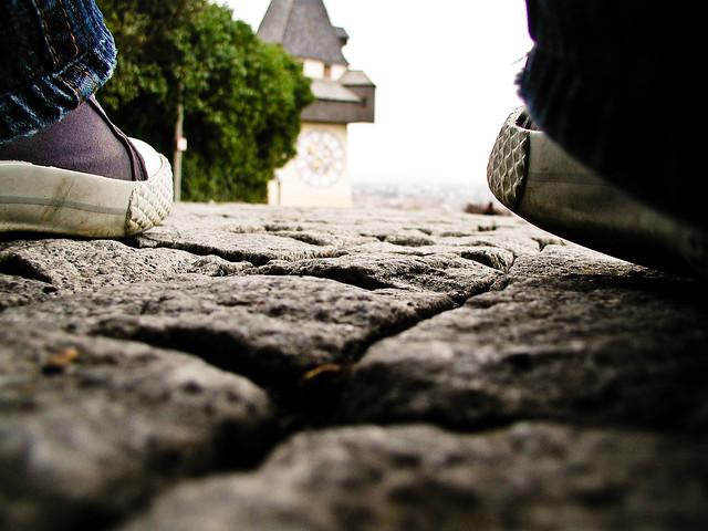 Uhrtum im Graz, Foto: Oleksandr Samoylyk / flickr CC BY 2.0