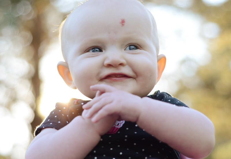 Happy Baby, Foto: Tony Faiola / flickr CC BY 2.0
