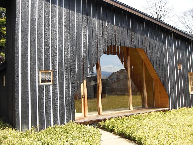 Yakisugi-Fassade, Foto: japanese_craft_construction / flickr CC BY 2.0