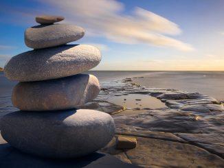 Balance wiederherstellen