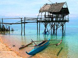 Mit Bambusmöbeln die Urlaubsstimmung in Wohnung und Garten holen