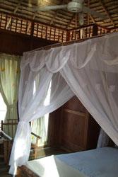 Schlafzimmer als Platz für den Liebestempel?