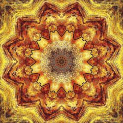Mandalas werten das Tai Chi energetisch auf