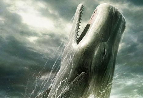 Sterbender Wal